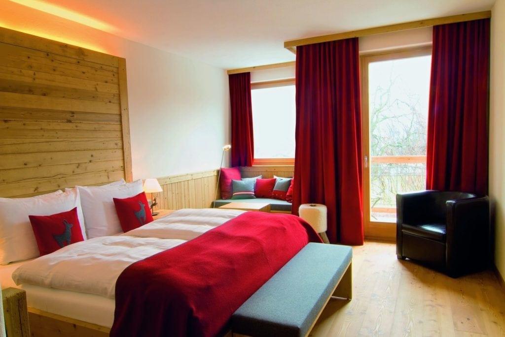 Hotel kitzhof mountain design resort kitzb hel for Design hotel innsbruck